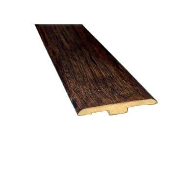 Oak Cameron 1/4 in. Thick x 1-3/4 in. Wide x 94 in. Length T-Molding