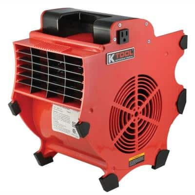 1200 CFM Big Chill Workforce Blower Fan with Carring Handle