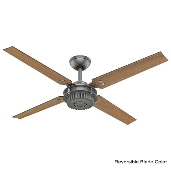 Hunter Chronicle 54 In Indoor Outdoor, Home Depot Outdoor Fans Without Lights