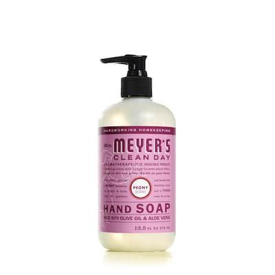 12.5 fl oz. Peony Scent Liquid Hand Soap