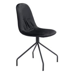 Slope Black Dining Chair (Set of 2)