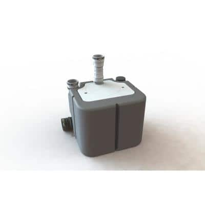 SaniSwift Pro 0.33 HP Grey Water Utility Pump