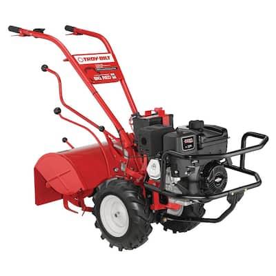 Big Red 20 in. 306 cc OHV Electric Start Briggs & Stratton Engine Rear Tine Forward Rotating Gas Garden Tiller