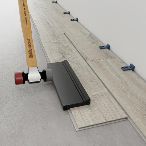 Lifeproof Pro Installation Kit For, Laminate Flooring Installation Tools Kit