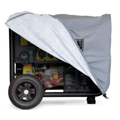 Large Weather Proof Custom Made Vinyl Generator Cover