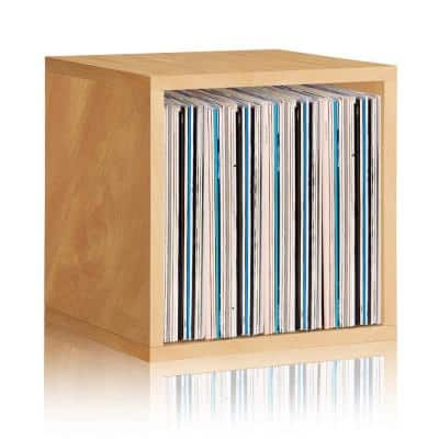15 in. H x 15 in. W x 13 in. D Natural Recycled Materials 1-Cube Storage Organizer