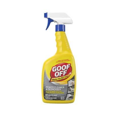 32 oz. Power Cleaner and Degreaser