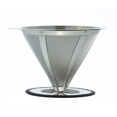 UltraMesh 1-Cup Stainless Steel Coffee Dripper