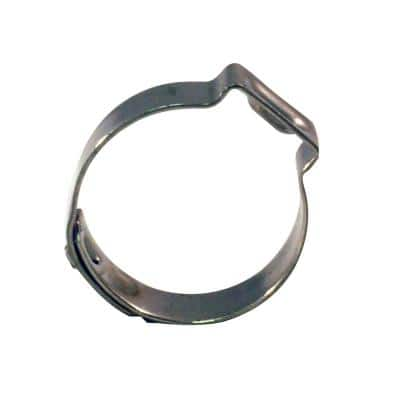 1/2 in. Stainless-Steel Poly Pipe Pinch Clamp Jar (100-Pack)