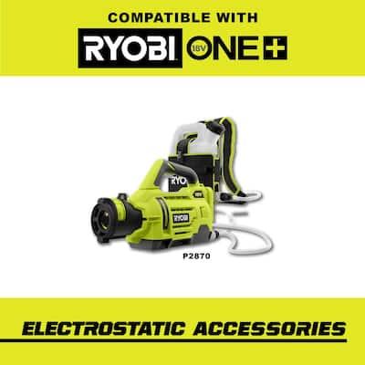 Quick Connect Hose for Electrostatic Sprayer
