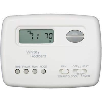 5-2 Day 2-Stage Programmable Heat Pump Thermostat