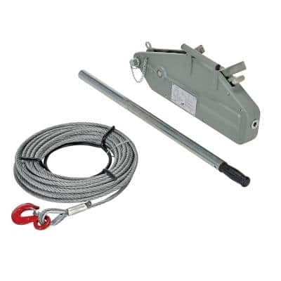 3,000 lbs. Capacity Long Reach Cable Puller