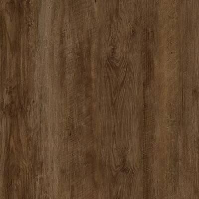 5 in. W x Multi-Length Northwest Oak Peel and Stick Vinyl Wall Plank (20 sq. ft./case)