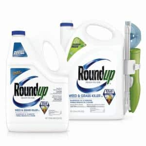 Ready-To-Use Weed and Grass Killer III Product Bundle