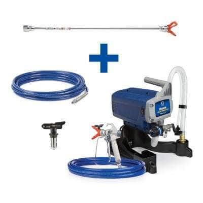 Magnum Project Painter Plus Stand Airless Paint Sprayer with 20 in. Extension, 25 ft. Hose and TRU315 Tip