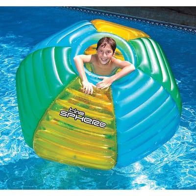 Sphere Inflatable Floating Pool Habitat