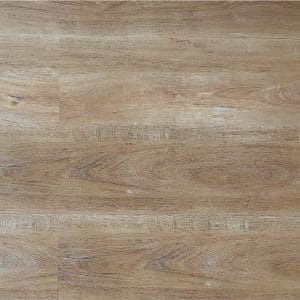 HydroStop Miami Waves Floor&Wall DIY 7.2 in. W x 48 in. L Rigid Core SPC Click Floating Vinyl Plank(24.00 sq.ft. /case)