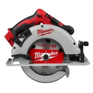 M18 18-Volt Lithium-Ion Brushless Cordless 7-1/4 in. Circular Saw (Tool-Only)