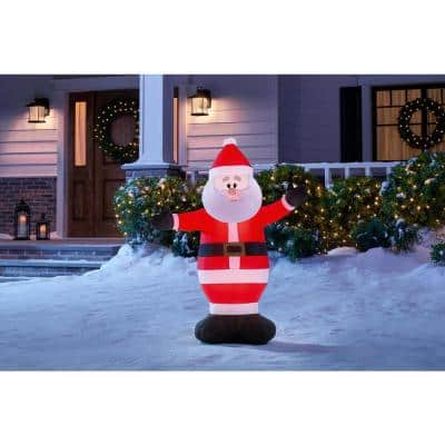 3.5 ft. Inflatable Santa
