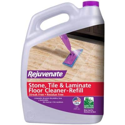 128 oz. Stone Tile and Laminate Floor Cleaner