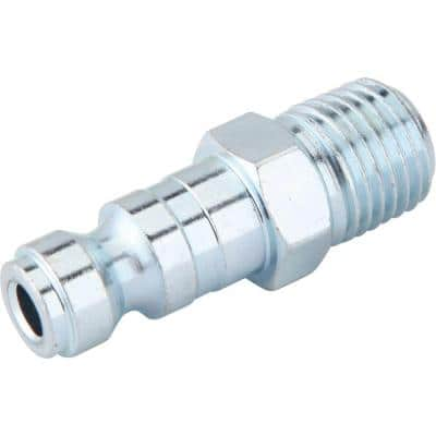 Zinc 1/4 in. x 1/4 in. Male to Male Automotive Plug