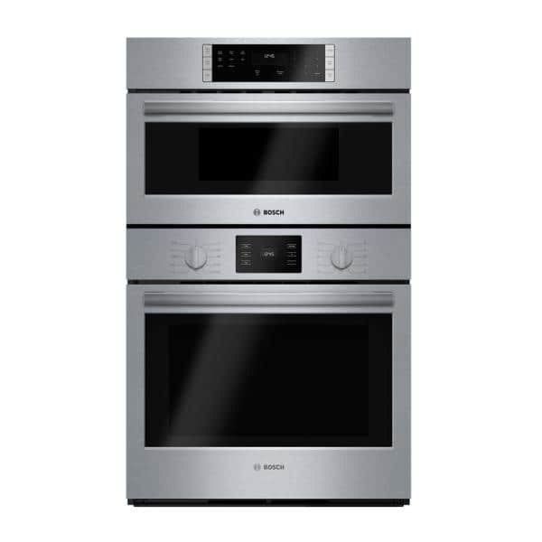 Combination Electric Wall Oven With