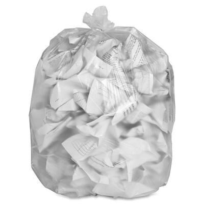 10 Gal. Trash Can Liners (500 per Carton)