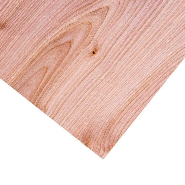 Dimensions Birch Plywood Common 1 4