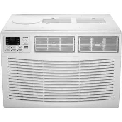 24,000 BTU Window Air Conditioner with Dehumidifier and Remote