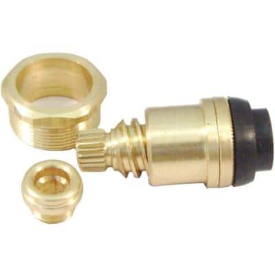 AS-51-NL Hot Stem for American Standard Aqua Seal Lavatory, Kitchen, Tub and Shower Faucets