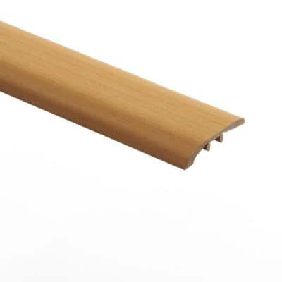 Rustic Maple/Santa Fe Maple 5/16 in. Thick x 1-3/4 in. Wide x 72 in. Length Vinyl Multi-Purpose Reducer Molding