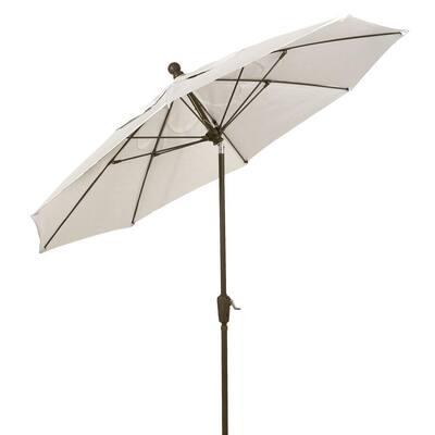 9 ft. Patio Umbrella in Natural