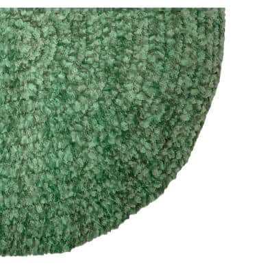 Green Braided Area Rugs Rugs The Home Depot