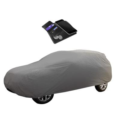 200 in. x 78 in. x 63 in. X-Large Non-Woven Water Resistant SUV Cover