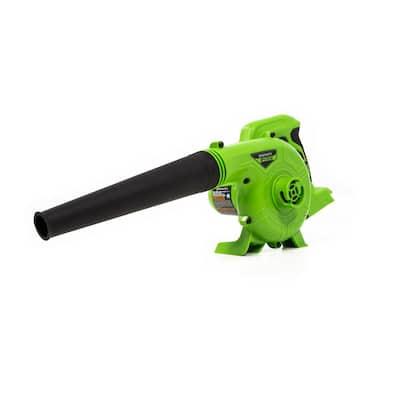90 MPH 180 CFM 24-Volt Battery Cordless Shop Blower (Tool-Only)