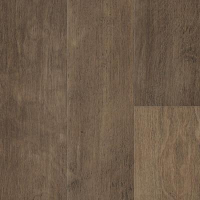 Fawn Brown Birch 6.5mm T x 6.5in. W x 48in. Varied L. Waterproof Engineered Click Hardwood Flooring (21.67 sq.ft./case)