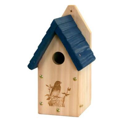 Garden Bluebird Bird House