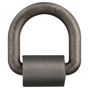 3/4 in. Surface Mount D-Ring Anchor