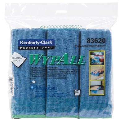 Microfiber Cloths (6 Per Pack)