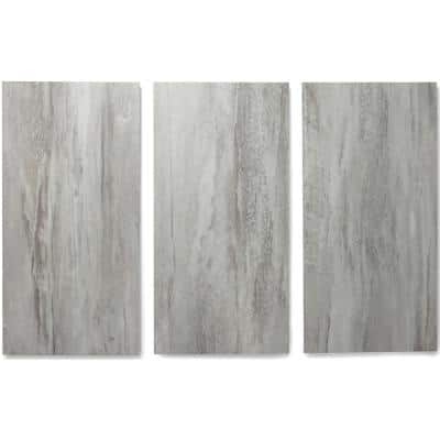 GlueCore Greystone 12 in. W x 24 in. L .09 in. T Glue-Down Luxury Vinyl Tile ( 36 sq.ft. / Case)
