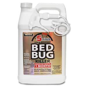 1 Gal. 5-Minute Professional Exterminator Formula Egg and Resistant Bed Bug Killer