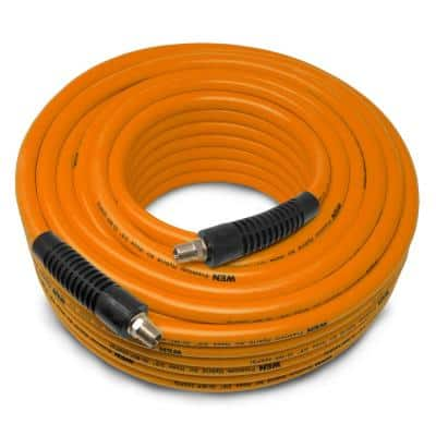100 ft. x 3/8 in. 300 PSI Hybrid Polymer Pneumatic Air Hose