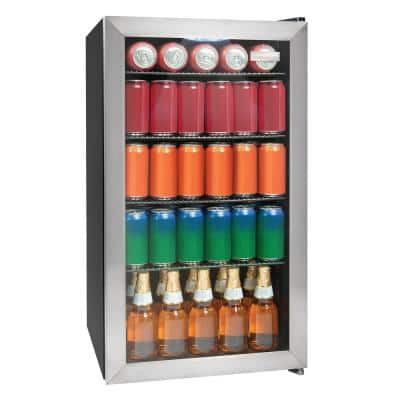 18.5 in. 135 (12 oz.) Can Beverage Cooler