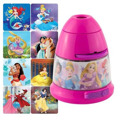 Disney Princess 8-Image Table Top LED Night Light