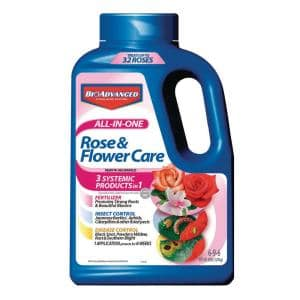 4 lbs. All-in-1 Rose and Flower Care Granules