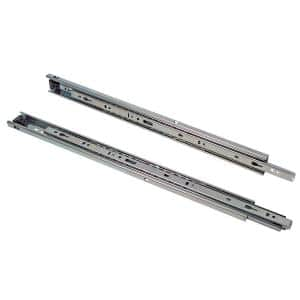 20 in. Accuride Full Extension Ball Bearing Drawer Slide 1-Pair (2 Pieces)