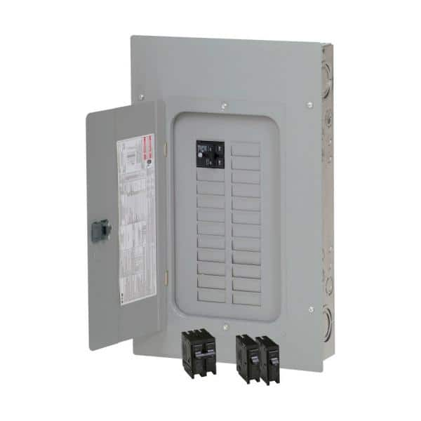 Eaton Br 100 Amp 40 Circuit Main Breaker Indoor Plug On Neutral Load Center Contractor Kit 2 Br120 And 1 Br230 Brp20b100v25 The Home Depot