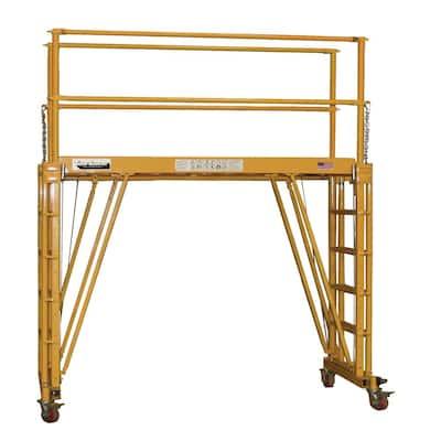 8 ft. Adjustable Work Platform Deck