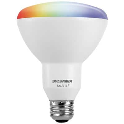SMART+ ZigBee 65W Equivalent Full Color BR30 LED Light Bulb
