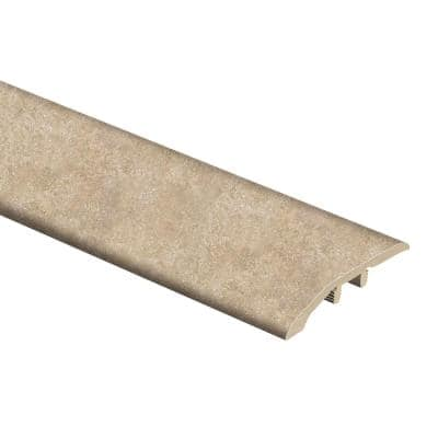 Breezy Stone 1/3 in. Thick x 1-13/16 in. Wide x 72 in. Length Vinyl Multi-Purpose Reducer Molding